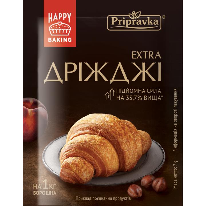 """Дрожжи хлебопекарные сухие """"Быстродействующие"""" (7 г)"""