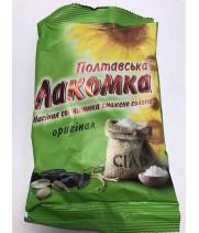 """Семечки """"Полтавская Лакомка"""" солёная (80 г)"""