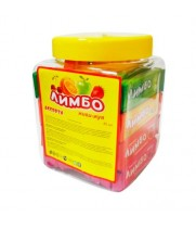 Жевательная конфета-стик Лимбо банка (40 шт)