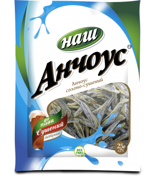 "Анчоус ТМ ""Наш"" (25 г)"