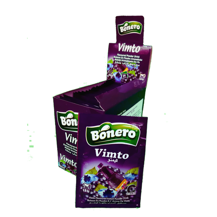 """Растворимый напиток """"Bonero"""" со вкусом винограда"""