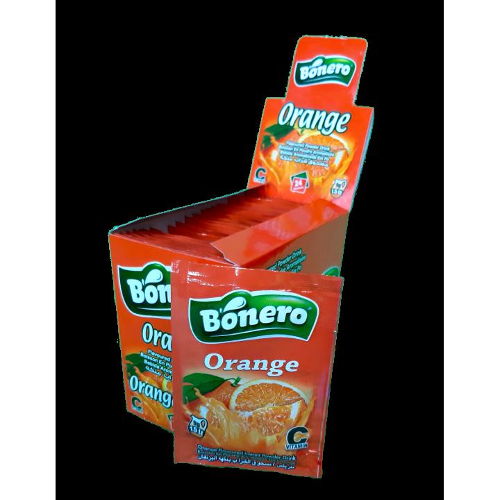 """Растворимый напиток """"Bonero"""" со вкусом апельсина"""