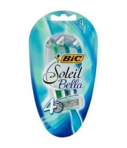 "Бритва ""BIС"" 4 Soleil Bella (3 шт/уп)"