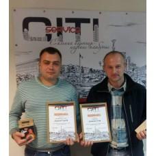 Поздравляем победителей корпоративных соревнований!!!
