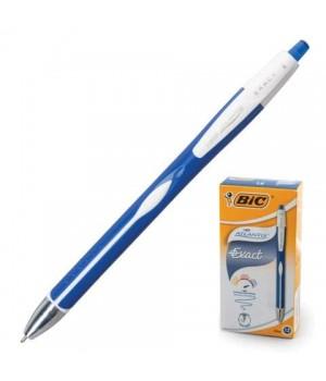 """Ручка """"BIC"""" Atlantis синяя (12 шт/уп)"""