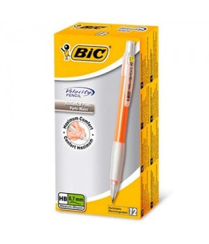 "Карандаш ""BIC"" мех велосити 0,7 мм (12 шт/уп)"