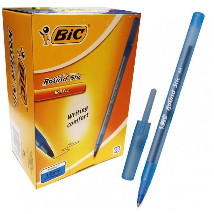 """Ручка """"BIC"""" Round Stic (60 шт/уп)"""