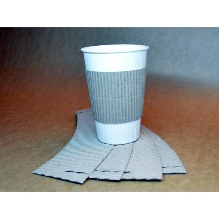 Термопояс на бумажный стакан (100 шт/уп)