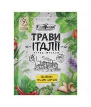 """Смесь трав """"Травы Италии"""" с базиликом, томатами и орегано (10 г)"""