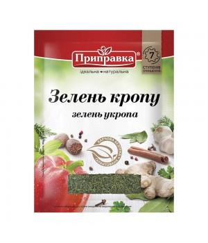 Зелень укропа сушеная (10 г)