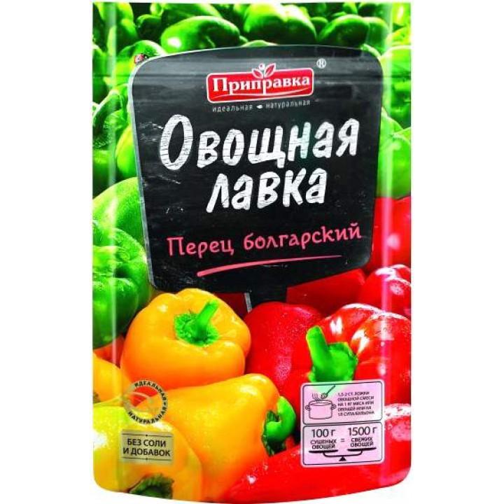 """Смесь овощная """"Овощная лавка"""" перец болгарский (30 г)"""