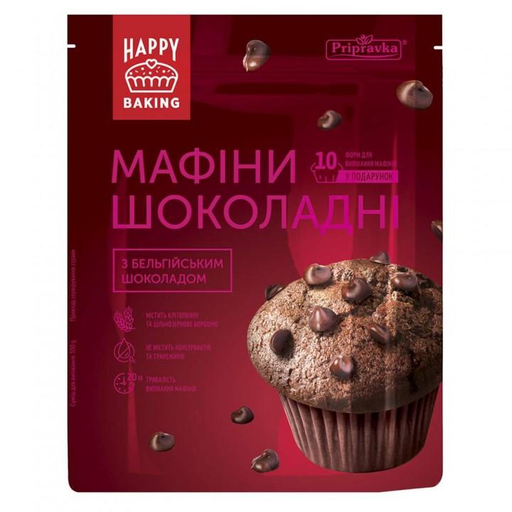 Маффины шоколадные смесь для выпекания (300 г)