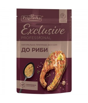 "Приправа ""Exclusive"" для рыбы (45 г)"