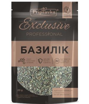 """Приправа """"Exclusive Professional"""" Базилик (20 г)"""