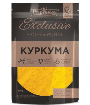 """Приправа """"Exclusive Professional"""" Куркума (60 г)"""