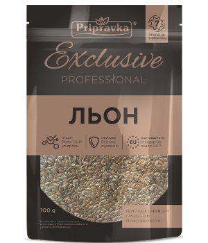 "Приправа ""Exclusive Professional"" Семена Льна (100 г)"
