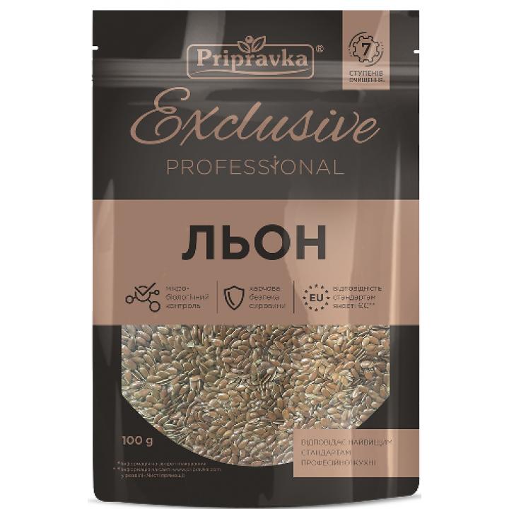"""Приправа """"Exclusive Professional"""" Семена Льна (100 г)"""