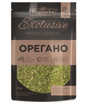 """Приправа """"Exclusive Professional"""" Орегано (35 г)"""