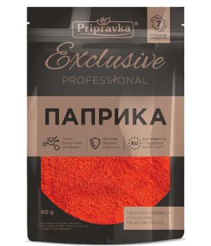 "Приправа ""Exclusive Professional"" Паприка молотая (60 г)"