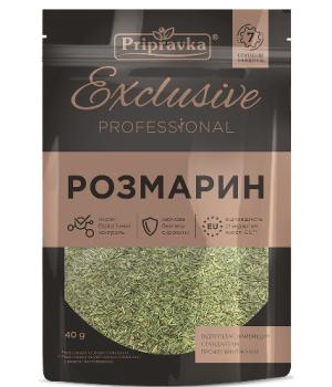 """Приправа """"Exclusive Professional"""" Розмарин (40 г)"""
