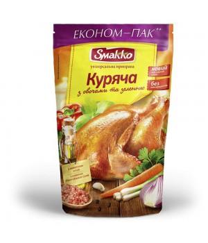 """Smakko """"Куриная с овощами и зеленью"""" (160 г)"""