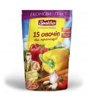 "Smakko ""15 овощей и пряностей"" (160 г)"