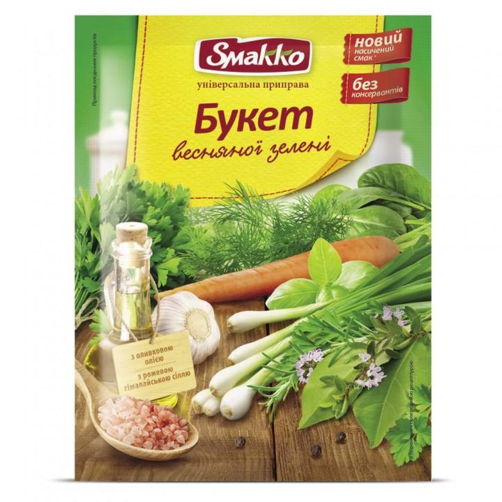"""Smakko """"Букет весенней зелени"""" (25 г)"""