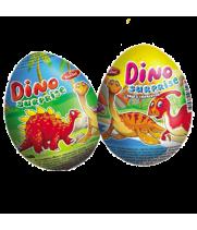 Шоколадное яйцо с сюрпризом Дино