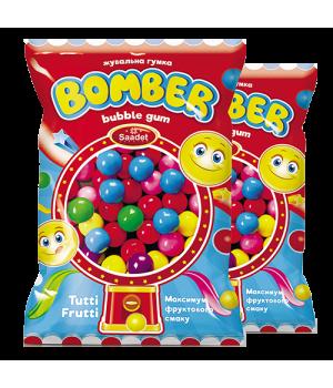 """Жевательная резинка """"Bomber"""" шарики (1000 г)"""