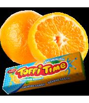 """Жевательная конфета """"Toffi Time"""" апельсин"""