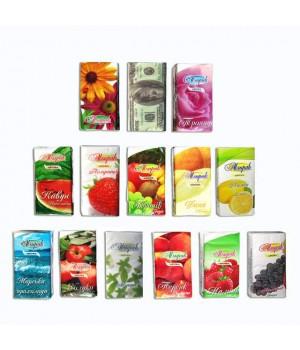 """Носовые платочки бумажные """"Алсу"""" Aroma в ассортименте (10 шт)"""