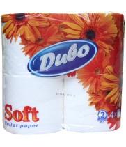 """Туалетная бумага на гильзе """"ДИВО"""" (4 шт/уп)"""
