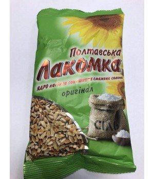 """Ядра семечки жареные """"Лакомка Полтавская"""" солоные (150 г)"""